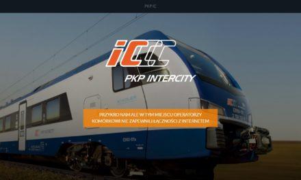 Darmowe Wi-Fi w PKP Intercity?