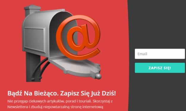 Subscribe To Our Newsletter – czyli jak używać Pluginu Bloom korzystając z MailChimp