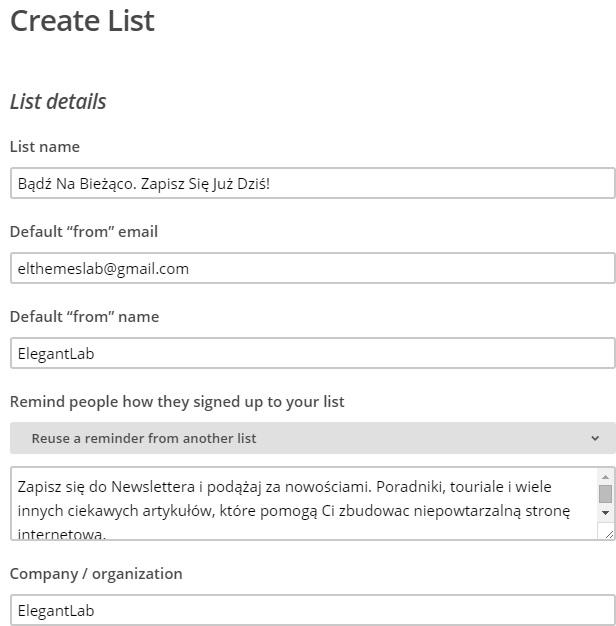 create-a-list