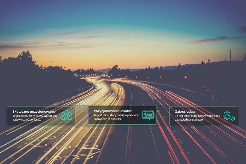 Niestandardowa modyfikacja modułu Blurb przy użyciu CSS