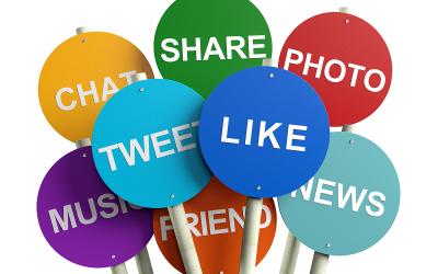 Jak zmienić kształt i rozmiar ikon w module przyciski społecznościowe?