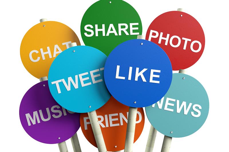 Jak zmienić kształt i rozmiar ikon korzystając z modułu przyciski społecznościowe?
